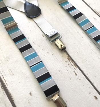 Bretels Colored Stripes