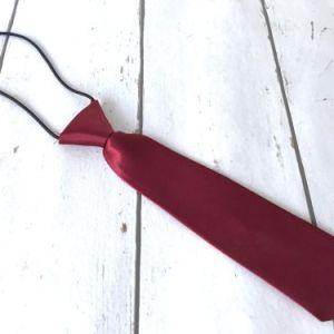 Bordeaux stropdasje voor jongens