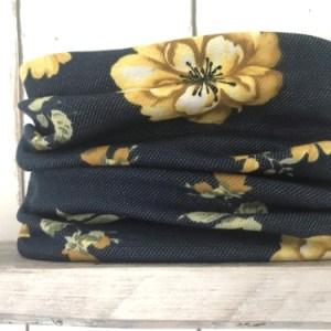Colsjaal Darkblue flowers