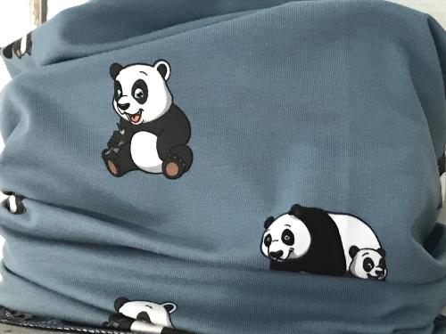 Colsjaaltje Blue Panda