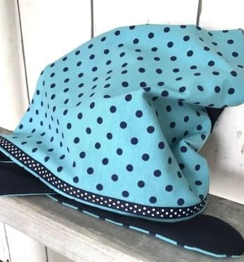 lichtblauwe bandana voor jongens