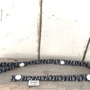 verlies-me-nietje zebra