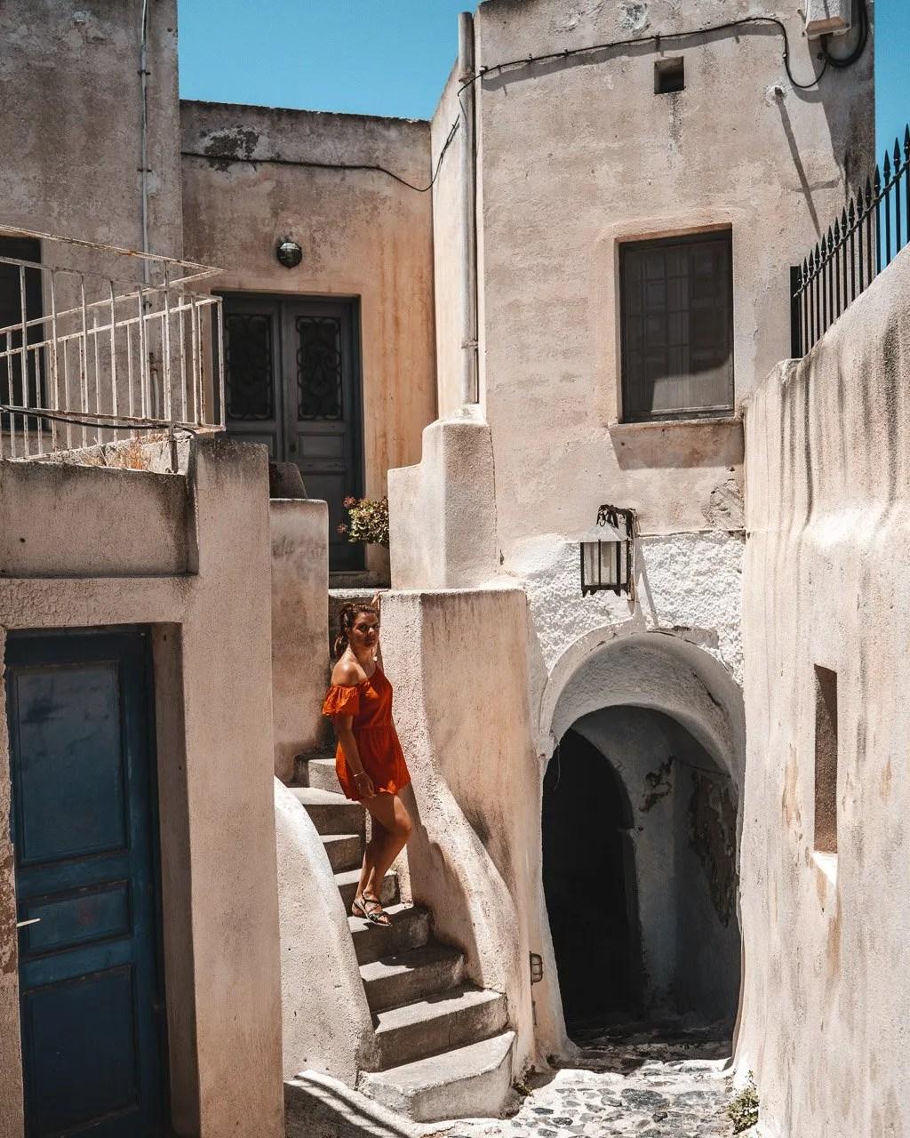 Pyrgos in Santorini, Pyrgos, Visit Santorini, Must see in Santorini, Places to visit santorini, visit santorini