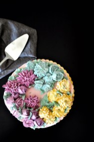 And another flower cake.