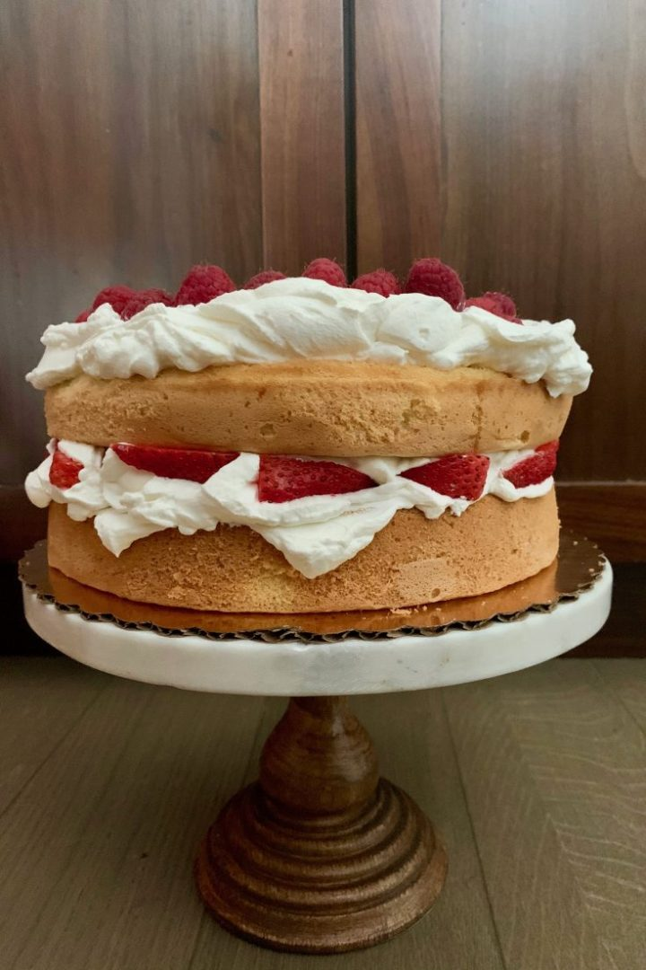 Strawberry Shortcake | Summer Dessert