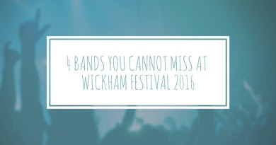 3 Bands You Cannot Miss at Wickham Festival 2016