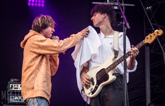 Rat Boy live at Victorious Festival 2016