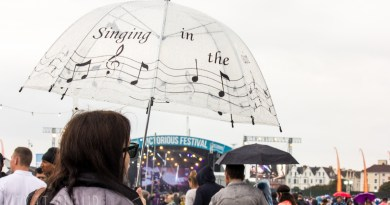 Common Stage weather at Victorious Festival 2015.