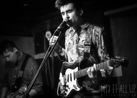 Arcade Hearts live at Southsea Fest 2016