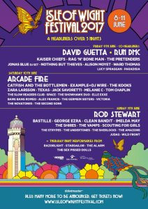 mix it all up isle of wight festival 2017