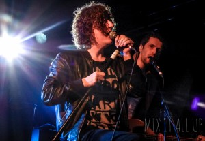 Mix It All Up, Pigeon Detectives live at Wedgewood Rooms