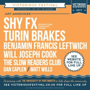 victorious festival lineup