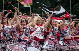Batala Portsmouth live at Common People Southampton 2017