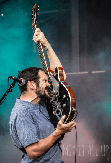 British Sea Power at Victorious Festival 2017