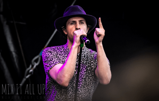 Maximo Park at Victorious Festival 2017