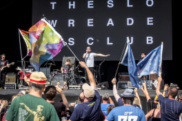 The Slow Readers Club at Victorious Festival 2017
