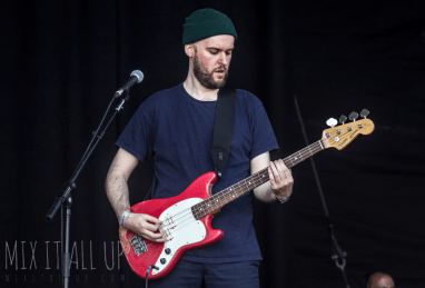 Field Music at Victorious Festival 2017