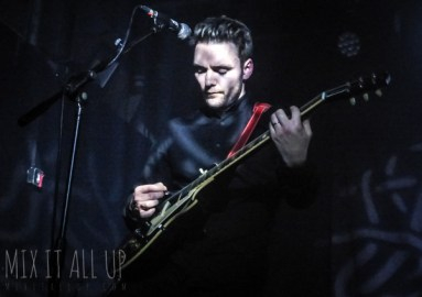 The Slow Readers Club live at The Garage, London 2017