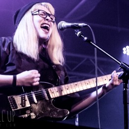 Skies supporting The Slow Readers Club @ Engine Rooms, Southampton 2018