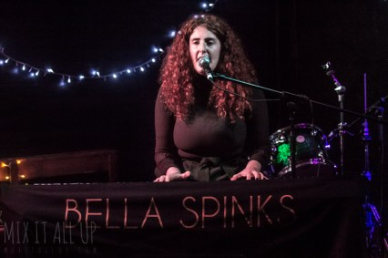 Bella Spinks live at Dials Festival, Portsmouth 2018