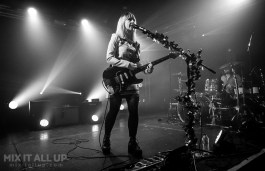 The Joy Formidable at Wedgewood Rooms, 2019