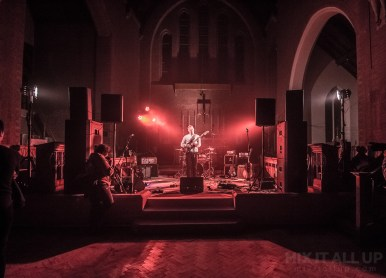 Joe Rushforth live at Cool Gig in a Church III, Gosport, 2019