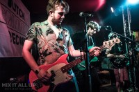 Capital Fuzz supporting Dutch Criminal Record at the Edge of the Wedge April 2019 | Mix It All Up