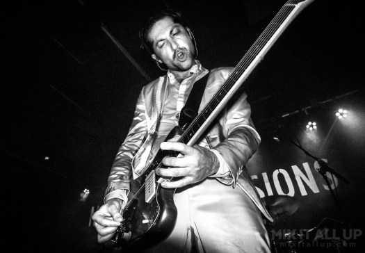 Mini Mansions live at The Joiners, Southampton - 12/05/19