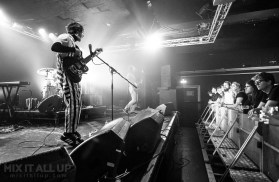 Mystic Peach supporting Psychedelic Porn Crumpets live at Wedgewood Rooms, Portsmouth - 13/05/19