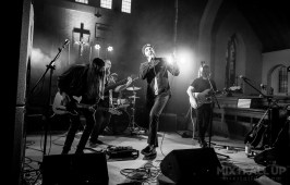 "Colour of the Jungle supporting Sad Palace EP launch, ""Cool Gig in a Church 4"", Gosport - 03/05/2019"