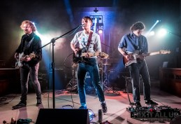 """Submariner supporting Sad Palace EP launch, """"Cool Gig in a Church 4"""", Gosport - 03/05/2019"""