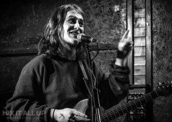 The Smokey Chimps supporting Alfa Envoy live at the Edge of the Wedge, Portsmouth - 03/06/19