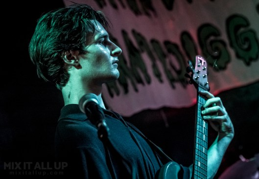 Web supporting Gaygirl live at the Edge of the Wedge, Portsmouth - 20/07/19