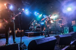 Oddity Road live at Golden Touch Festival, Portsmouth - 29/06/19