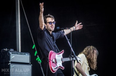 The Vaccines live at Victorious Festival 2019