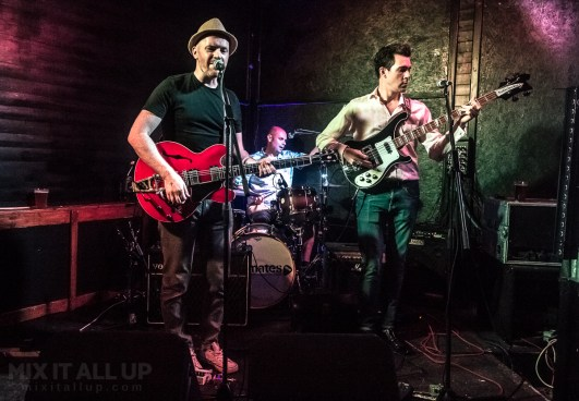 The Deckards live at Wedgewood Rooms Unsigned Showcase 4 - 31/07/19