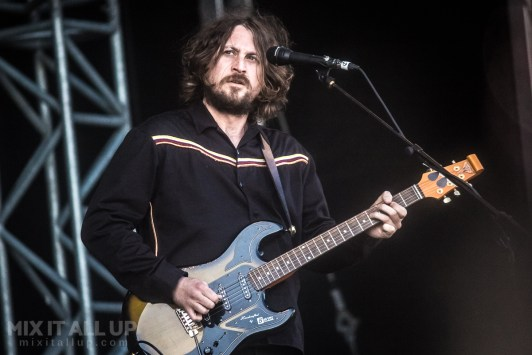 The Zutons live at Victorious Festival 2019