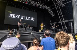 Jerry Williams live at Victorious Festival 2019