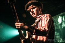 The Stone Birds supporting Colour of the Jungle live at the Wedgewood Rooms, Portsmouth, 20/09/2019