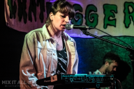Frankie Knight supporting Ban Summers at the Edge of the Wedge, Portsmouth - 29/09/19