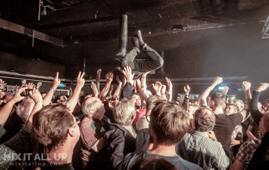 British Sea Power live at the Wedgewood Rooms, Portsmouth - 09/10/19