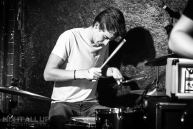 The Taboos supporting China Bears live at the Edge of the Wedge, Portsmouth - 10/10/19