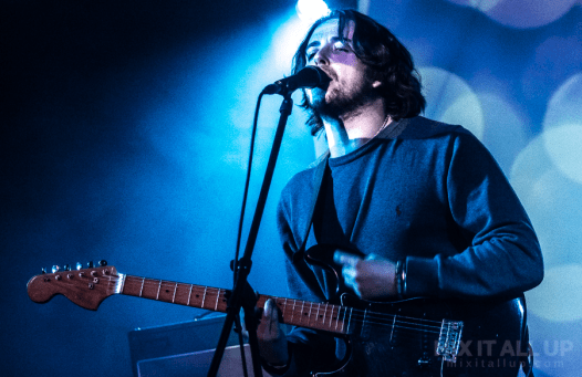 Park View Estate supporting The Howlers live at Portsmouth Guildhall Studio - 24/10/19