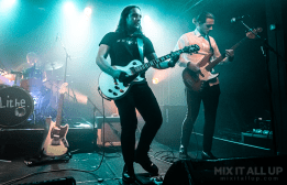 Blithe live at the Wedgewood Rooms, Portsmouth - 30/11/19