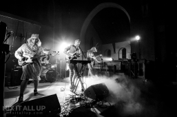 "Sad Palace @ Quay West Studios ""Cool Gig in a Church"", Gosport - 20/12/19"