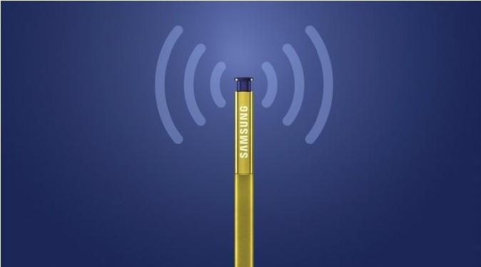 nuevo S Pen note 9