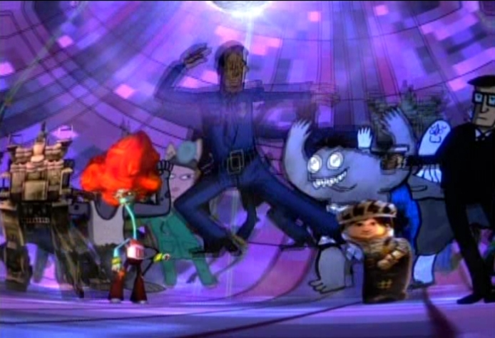 Double Fine Happy Action Theater Injokes The
