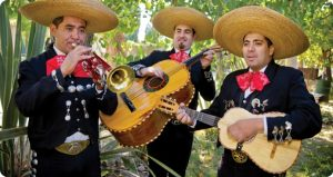 I love mariachi bands.