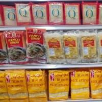 Noodles Pasta Rice