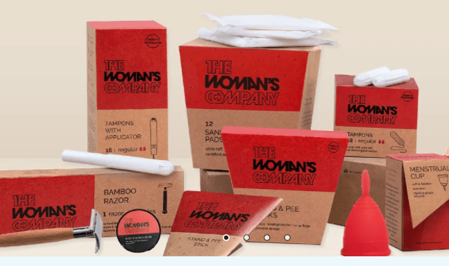 'Made in India' sustainable feminine hygiene brand The Woman's Company raises USD 1.4 Million in Pre-series A round